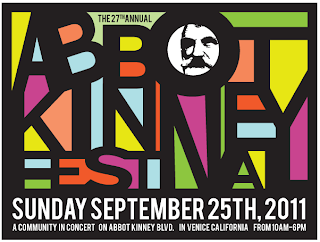 Time for the Weekend Update...PIck of the Week is the 18th Street Arts Center's Celebration this Saturday.