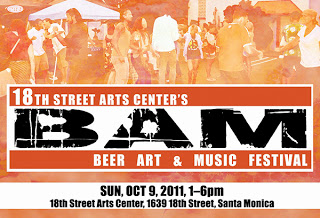 Weekend Update....Plus, Pick of the Week is this Sunday, BAM at 18th Street Arts!