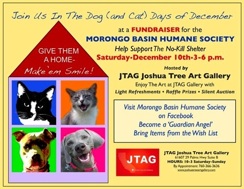 Jtag Gallery, Morango Basin Humane Society