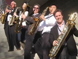 WestLA saxophones
