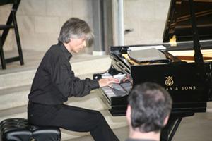 Pianist Markus Pawlik