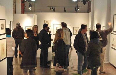 SanPedroArtWalk GalleryNeuartig0212a