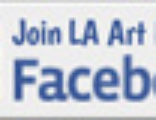 What's New on LA ART PARTY!