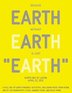 4.22 EarthDayatLACMA