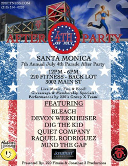 220Fitness4thJuly afterparty