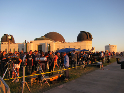 6.20 Public Telescopes at Observatory for Transit