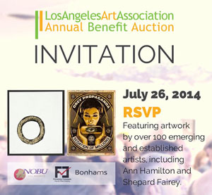 July26-2014LAAA-auction-Benefit