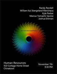Wed Nov7 HumanResources