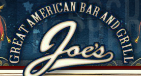 Joes Bar and Grill Logo
