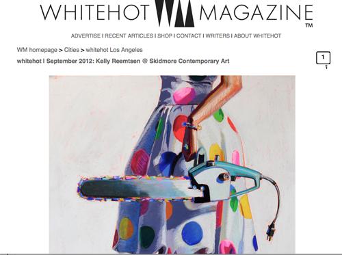 KellyReemtsen WhiteHotMagazine