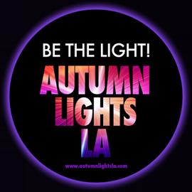 POW AutumnLightsLA SIGNAGE