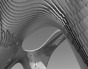 Fri 10.12 SCI-Arc Zaha-hadid-pleated-shell-structures