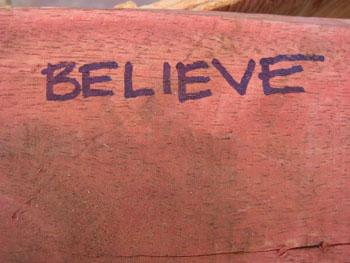 POW 10.13 Believe