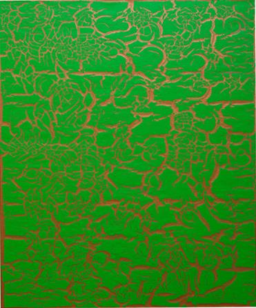 POW PatrickPainter edmoses green-bronze