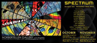 Sat Nov3rd Norbertellen spectrum2012