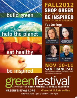 Nov17 18 GreenFestivalFlyer
