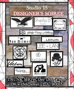 FahminaEco DesignerSoiree 2012