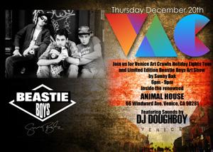 Thurs Dec20 Sunny Beastie VAC12 2012