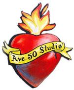 Ave50Studio heart-white