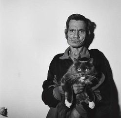 Fri 5.24 Rogerballen man cat