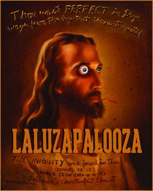 Fri March1-Laluzapalooza