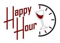 Google happy hour w clock