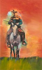 Thurs Feb21 Gagosian RichardPrinceUntitled Cowboy 2012
