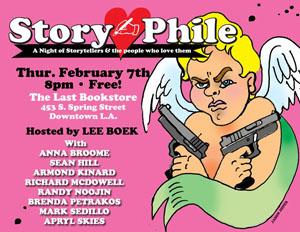 Thurs Feb7 LeeBoek StoryPHile