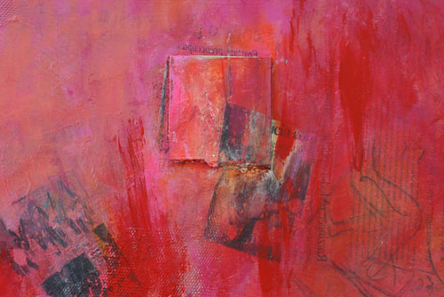 lowres Julienne Johnson Canon Rouge 72x48 2013  oil with mixed media and collage on canvas