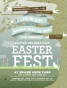 Sun March31 Easter-Fest-2013