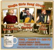 Thurs March14-TalkingStick SingleGirls