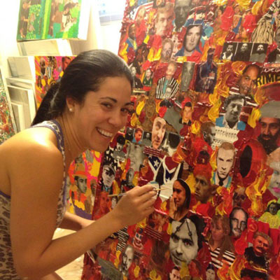 Sona painting