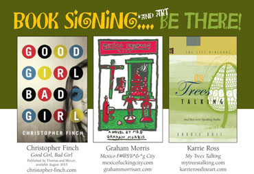 June8 KarrieRoss Booksigning