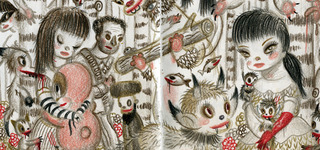 Wed 5.22 Skirball-Garybaseman mythical creatures lg