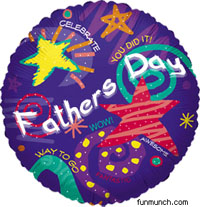 Round Fathers Day