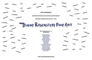 Sat 6.15 DianeRosenstein Anniversary evite