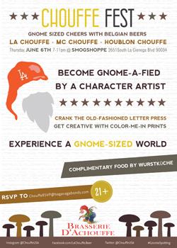 Thurs 6.6 LA-ChouffeFest2013