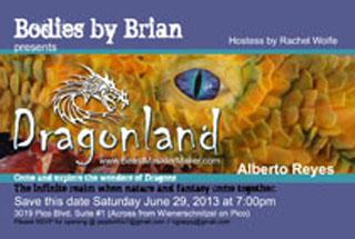 WU Sat 6.29 Bodies byBrian Dragonland