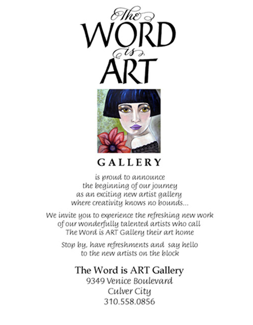 WordisArt flyer