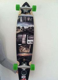 POW ArborSkateboard