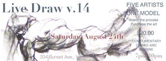 Sat 8.24 AlbertoB LiveDraw