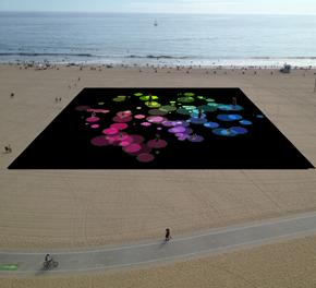 POW Glow-sand