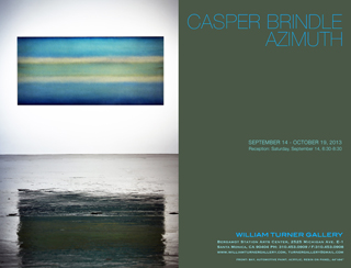 Sat 9.14 WilliamTurner CasperBrindle