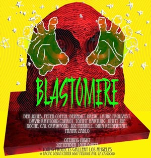 Wed 9.18 YoungProjects Blastomere