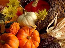 Thanksgiving ghords-pumkins