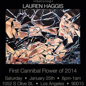 Sat-Jan25-FirstCannibalFlower-LaurenHaggis