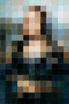 Sat-July19-bGGallery-Berg-Alex-Schaefer-8-bit-Mona-Lisa-oilWEB
