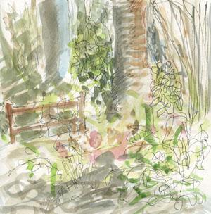 Sat-Oct18-Schomburg-SaraWylieWalsh-UCLA-Botanical-Garden-Palm-Along-the-Path-