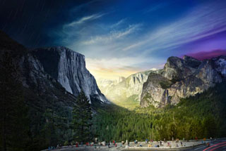 Sat-Sept27-StephenWilkes-TunnelView-Yosemite2014