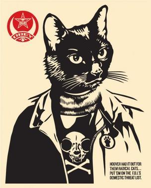 Sun-Dec9-ShepardFairey-Radical Cat Print-500x625-large